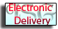 Electronic Delivery icon